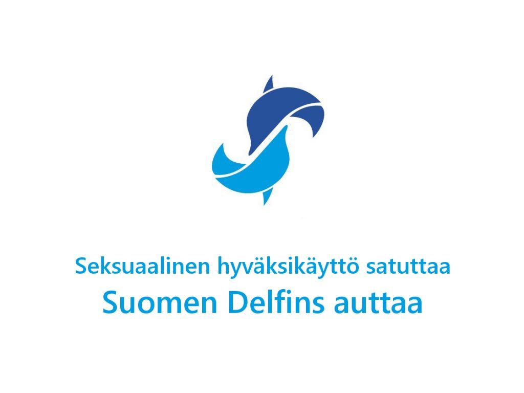 Seksuaalinen hyväksikäyttö satuttaa - Suomen Delfins auttaa
